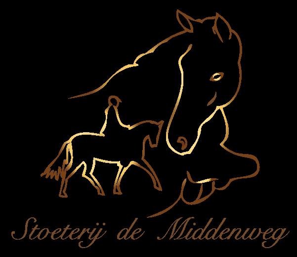 Logo Stoeterij de Middenweg